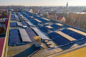 Solceller ingår i det gröna skatteavdraget