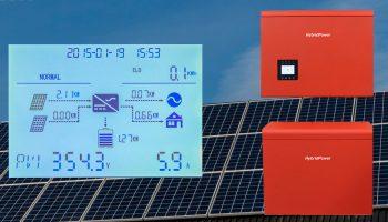 Batteri till solceller